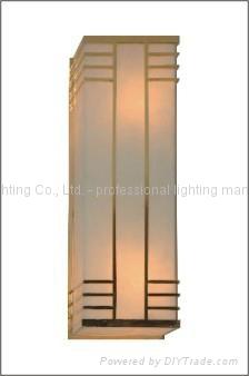 Translucent Stone Panels Marble Lamp 4