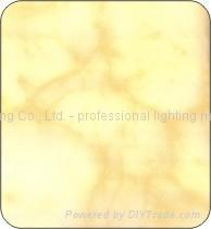 Translucent Stone Panels Marble Lamp 5