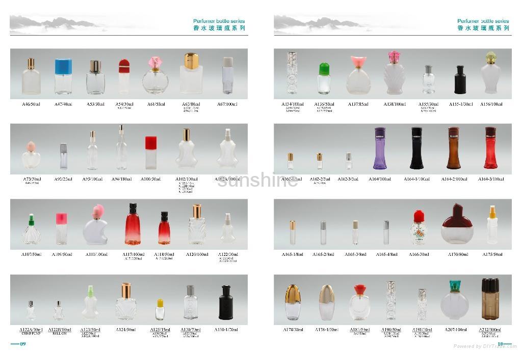 perfume  bottle/glass bottle 1