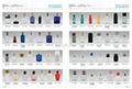 perfume  bottle/glass bottle 3
