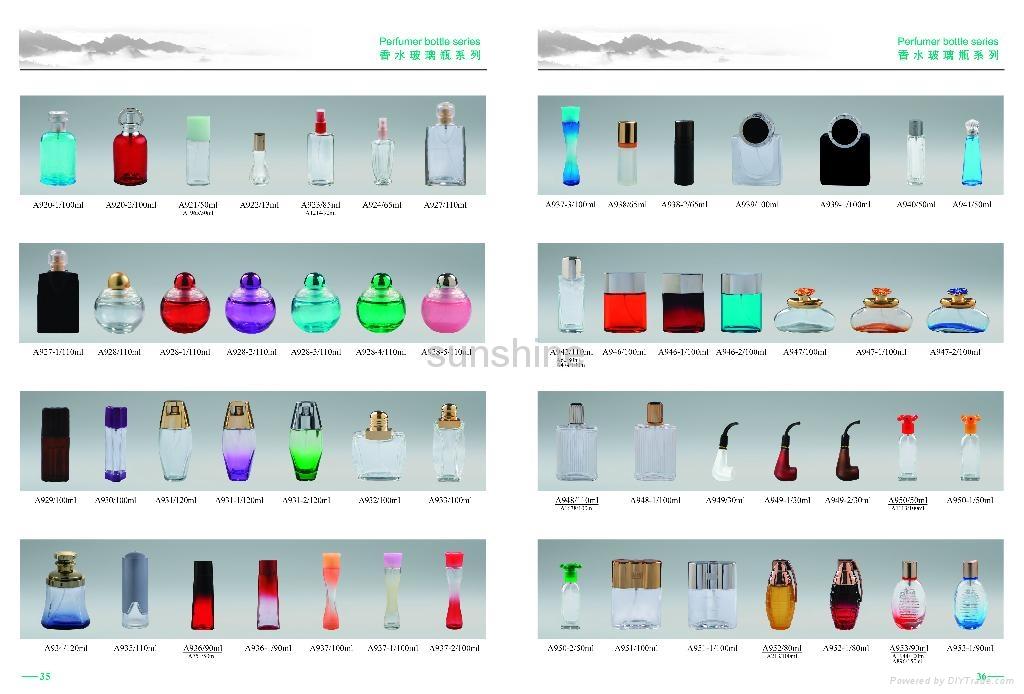 perfume  bottle/glass bottle 4