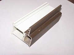 aluminum pvc composited profile