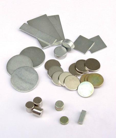 高档皮具磁铁小圆片 1