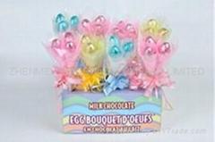 Beautiful-Bouquet Chocolate in Plastic box(27g)