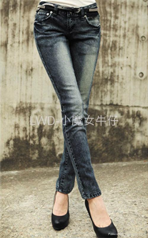 韓版牛仔褲加盟  3