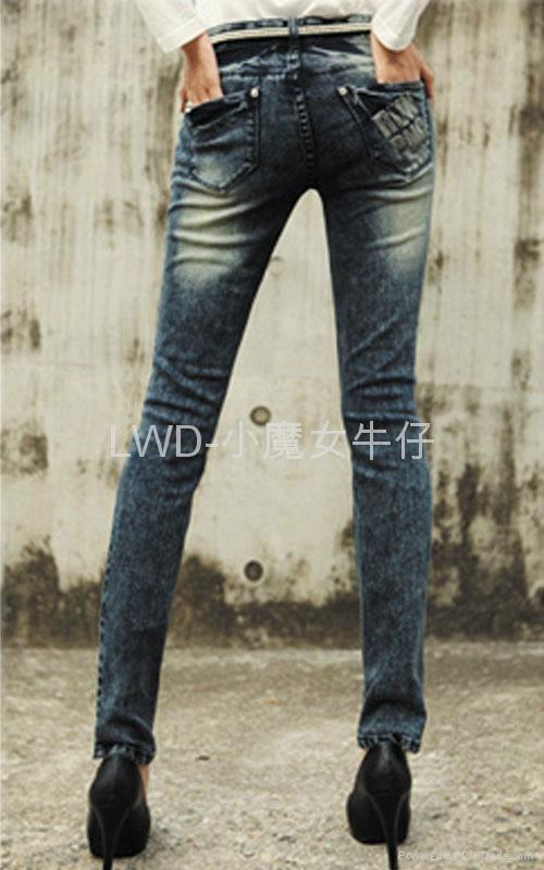 韓版牛仔褲加盟  4