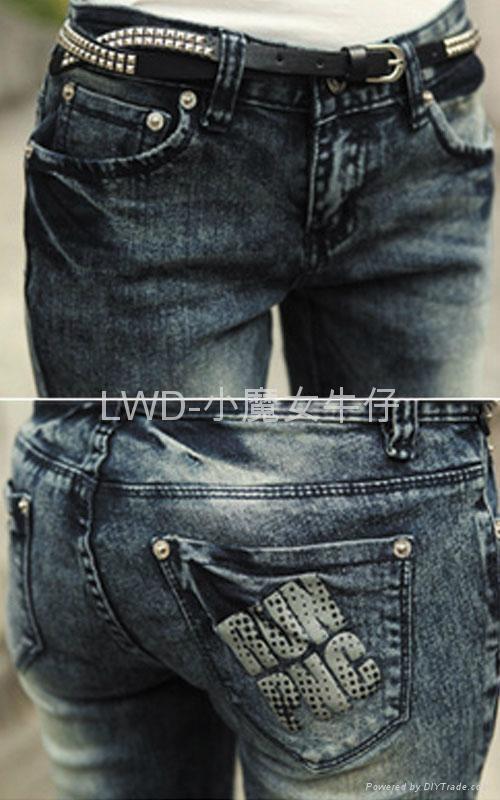韓版牛仔褲加盟  5