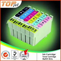 **100% High Quality**Compatible ink cartridge for Epson T821N-T826N (HOT!)