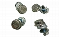 Anti-theft License Plate Fixing Device (Bolts and Nuts) 3