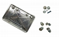 Anti-theft License Plate Fixing Device (Bolts and Nuts) 4