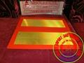 Rear Reflective Marker Board for Long