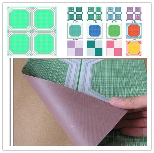 Plastic pvc floor covering bdl 003 boda china for Floor covering suppliers