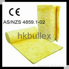Insulation glasswool blanket