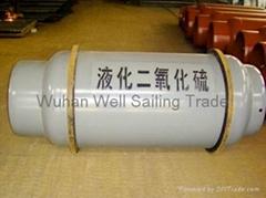 Liquefied Sulfur Dioxide