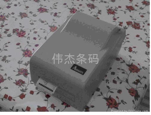 供應條碼打印機 4