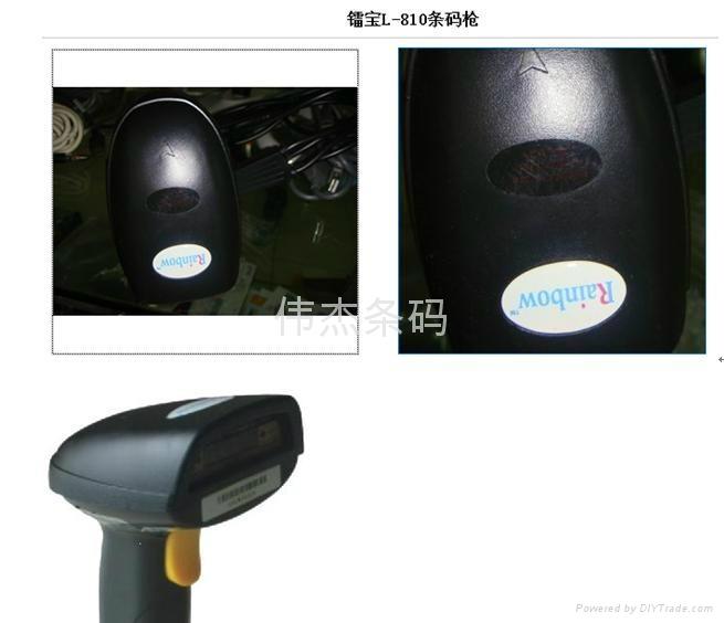 供應掃描槍 2
