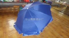 广告沙滩伞36寸X8K