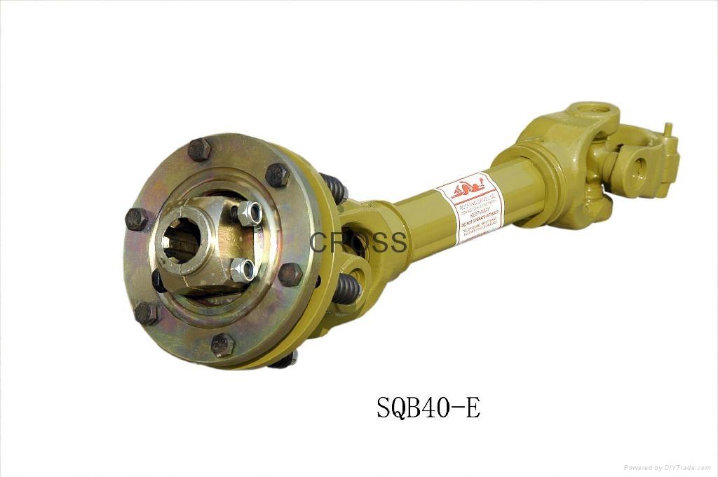 Tractor Pto Slip Clutches : Pto shaft with slip clutch sqb e cross china