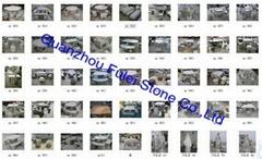 CNC Stone Caving Tiles & Slabs