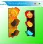 300mm solar traffic light