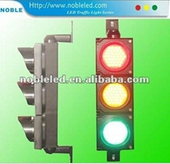 100mm  solar powered traffic light