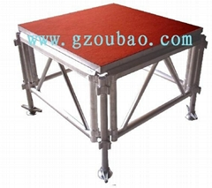 aluminum mobile stage hot sales 2013