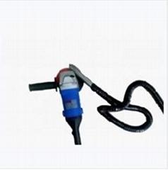 角磨机高负压除尘装置