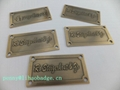 metal logo/plate,metal labels,metal tags 1