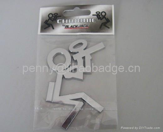 custom car badges 2