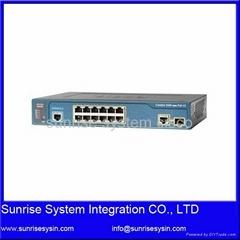 cisco switch WS-C3750G-24TS-S1UWS-C3750G-12S-S