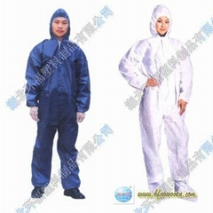 Disposable Nonwoven coveralls