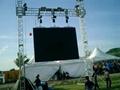 P16mm Hanging Rental LED Video Screen