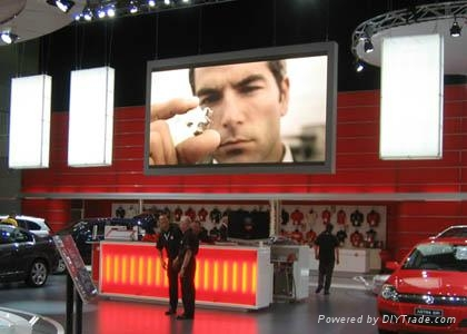 P5 indoor full color advertising LED display board 3