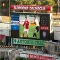 P25 stadium sport score board LED