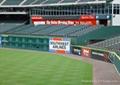 P14 stadium perimeter LED display screen