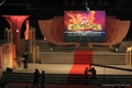P6 indoor stage background LED video