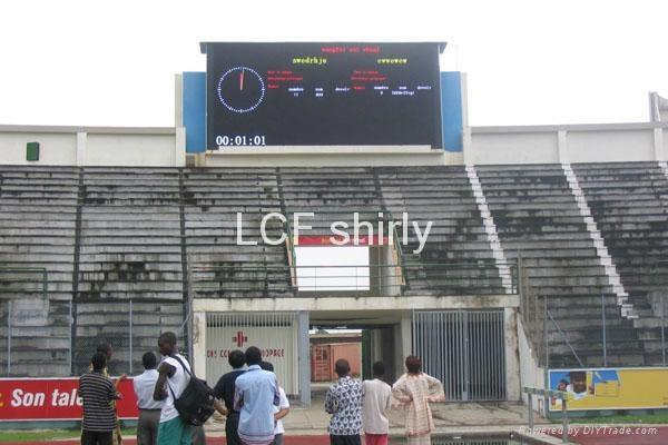 Basketball Scoreboard Led Display Led Scoreboard Lcf