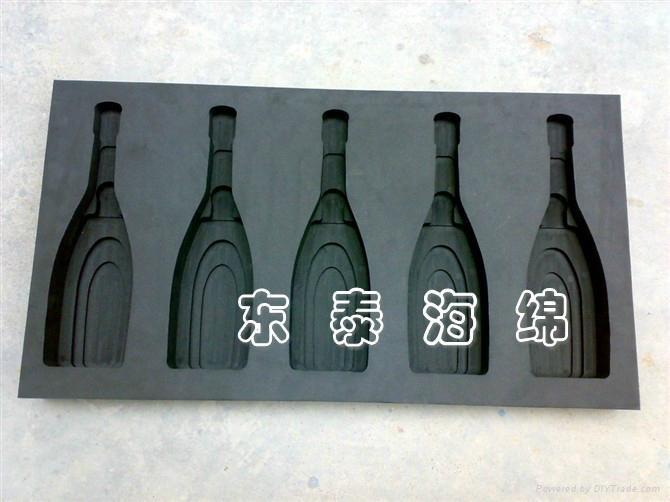 深圳東泰海綿專業生產XPE交聯發泡/黑色珍珠棉價格 2