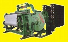 LFI type (one-time) crimped wire mesh machine