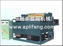 Construction steel mesh automatic welding machine