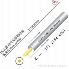 UL认证电气安装用电缆--UL1015
