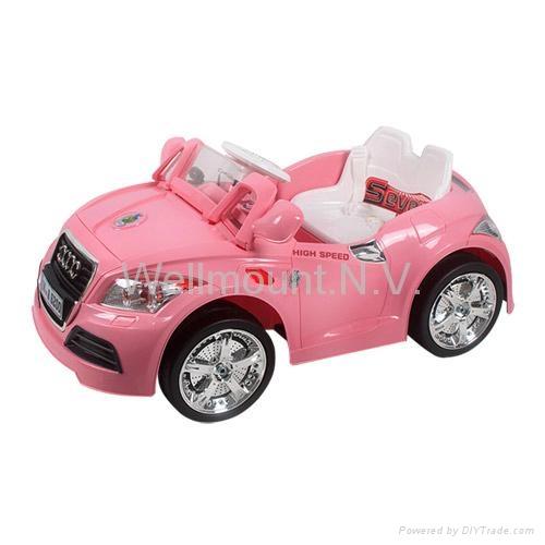 KIDS CHILDREN RIDE ON CAR AUDI ELECTRIC V BATTERY CAR TOY MONTH - Audi 6v ride toy cars