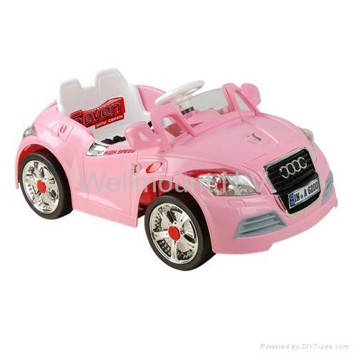Kids Electric Cars Audi