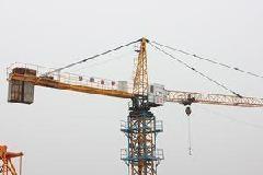 QTZ40 tower crane