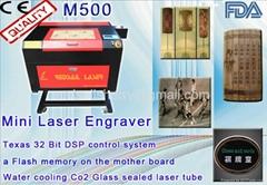 laser rubber engraver (M500)