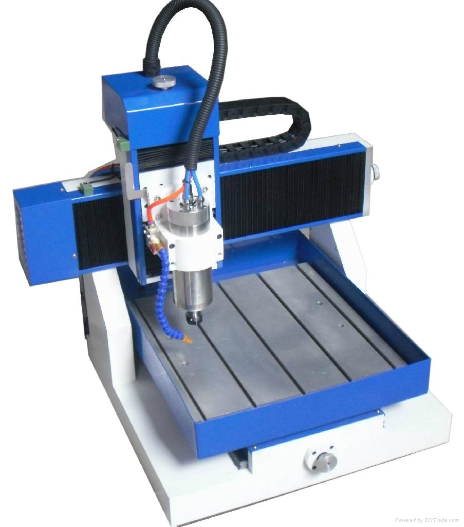 Table Top Aluminum Milling Drilling Cnc Router Machine Sm M4040 1
