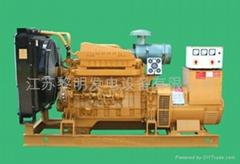 500GF上柴股份、上海巨友系列柴油发电机组