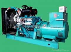 500GF通柴帕欧系列柴油发电机组