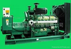 300GF无动系列柴油发电机组