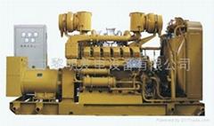 1500GF济柴190系列柴油发电机组